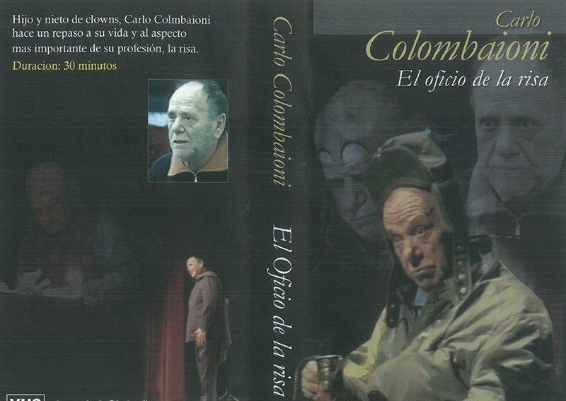 Documental Carlo Colombaioni El oficio de la risa - Banda sonora: Nacho Martín