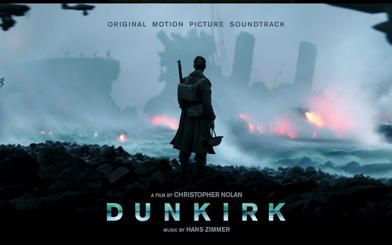 Hans Zimmer y Dunkirk.  La música: un personaje más