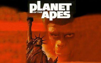 Jerry Goldsmith y El planeta de los simios.  Futuro y pasado en música